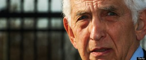 Dr. Daniel Ellsberg, the US military ana